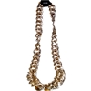 Bling Gold Chain with Large Links Costume Jewelry