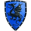 Knight Shield with Dragon