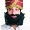 "Guru ""Maharaja"" Moustache and Beard"