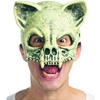 Bone Skull Cat Mask