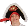 Pirate Hat with Skull and Crossbones