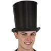Tall Victorian Dickens Top Hat