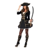 High Seas Pirate Captain Sexy Adult Costume