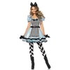 Alice in Wonderland Hypnotic Miss Alice Sexy Adult Costume