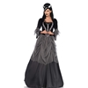 Victorian Gothic Ball Gown Adult Costume
