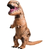Inflatable T-Rex Dinosaur Adult Costume
