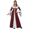 Royal Storybook Queen Adult Costume