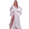 Vintage Hollywood Satin Robe | The Costumer