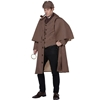 English Detective Sherlock Holmes Adult Costume