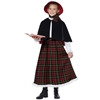 Holiday Caroler Girl Kids Costume