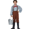 Pioneer Boy Kids Costume