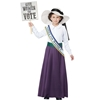 American Suffragette Kids Costume