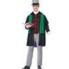 Holiday Caroler Man Adult Costume
