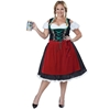 Oktoberfest Fraulein Adult Plus Size Costume