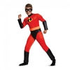 Incredibles Dash Kids Costume with Muscles