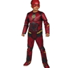 Deluxe Flash Kids Costume