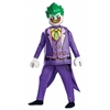 Lego Batman - Joker Deluxe Kids Costume