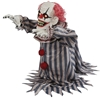 Jumping Clown Animated Halloween Decoration