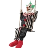 Swinging Chuckles Animated Halloween Decoration