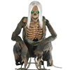 Crouching Bones Animated Halloween Decoration