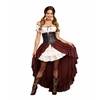 Saloon Gal Sexy Adult Costume