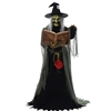 Spell Speaking Witch Animated Halloween Decoration