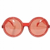 Jeweled Heart Glasses