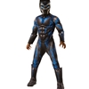 Black Panther Battle Suit Kids Costume