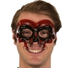 Red Devil Half Mask