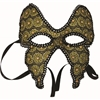 Gold Butterfly Mask