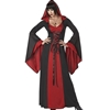 Deluxe Red Hooded Robe Adult Costume