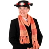 Mary Poppins Hat and Scarf Kit