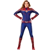 Captain Marvel Deluxe Hero Suit Adult Costume