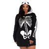 Cozy Skeleton Sexy Adult Plus Size Costume