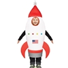 Rocket Ship Toddler Costume