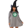 Basic Witch Sexy Adult Plus Size Costume