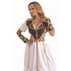 Medieval Vest and Cuff Set