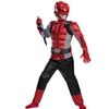Red Ranger Beast Morpher Kids Costume