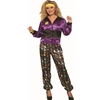 80's Track Suit - Female Adult Costume