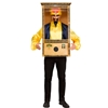 Zoltar Speaks Arcade Booth Adult Costume