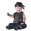Born to Ride Infant Costume