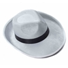 Deluxe Flocked Fedora