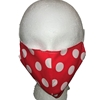Polka Dot Face Mask Adult, Youth or Toddler