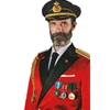Captain Obvious Adult Costume