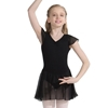 Kids Flutter Sleeve Dress - Capezio® 11305C