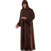 Long Brown Cloak