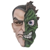 Two Face Adult Deluxe Latex Mask