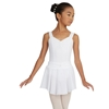 Kids Georgette Pull-On Wrap Skirt - Capezio® N9635C