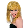 Deluxe Gold Tinsel Wig