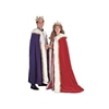 Adult King/Queen Red Cape With Train